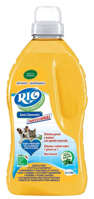 Rio amici domestici con agente biologico professional 1750ml for Bloccare i piani domestici